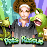 Review: Pets Rescue (Commodore 16 & Plus/4)