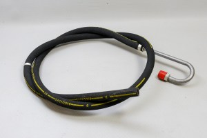 Jaguar C37741 - Low Pressure Power Steering Hose, NOS