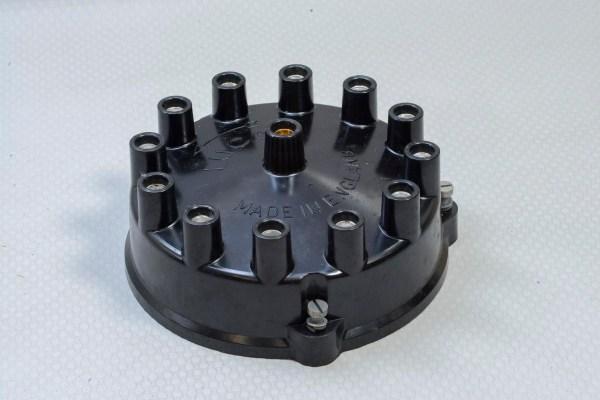 Lucas 54427897 - XJ-S 12 Cylinder Distributor Cap (DC95, DC91, DDB195), NOS
