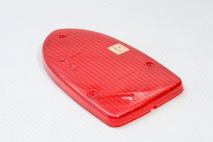 Lucas 54578540 - XJ6/XJ12 Series 1 Tail Lamp Lens (Right Hand) (L801) (11736), NOS