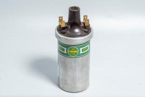 Lucas 7C12 - Ignition Coil, NOS