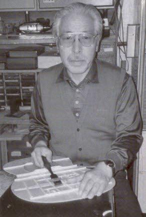 Masaru Kohno guitarmaker
