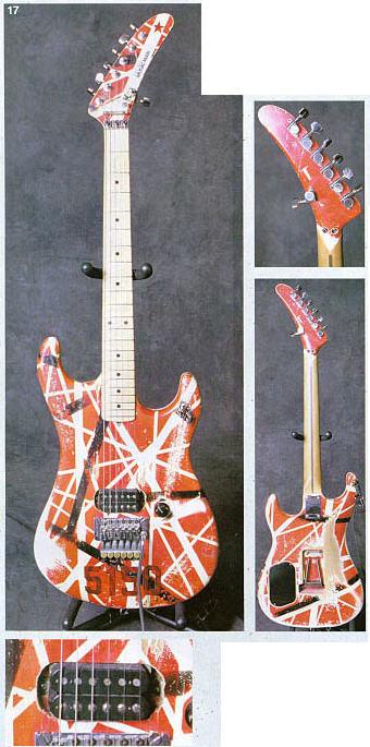 The Kramer 5150 Project Evh