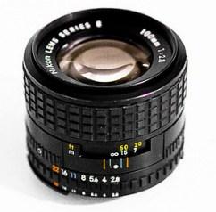 Nikon Nikkor 100mm f/2.8 AF-S Series E