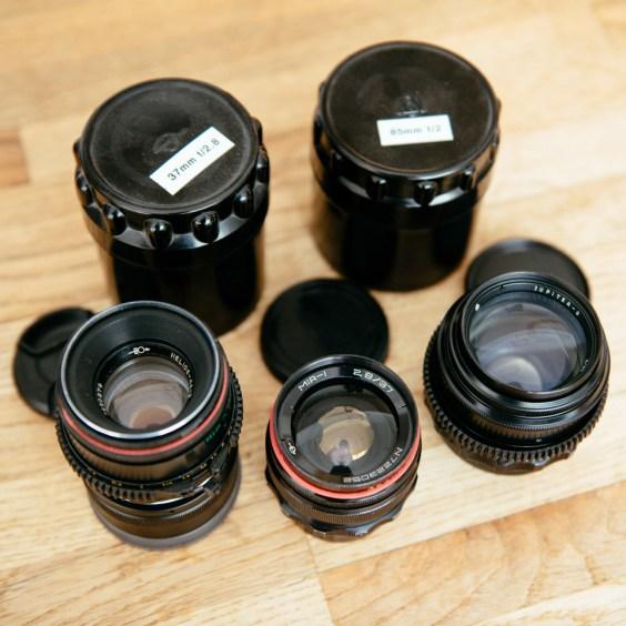 Adam's Lenses
