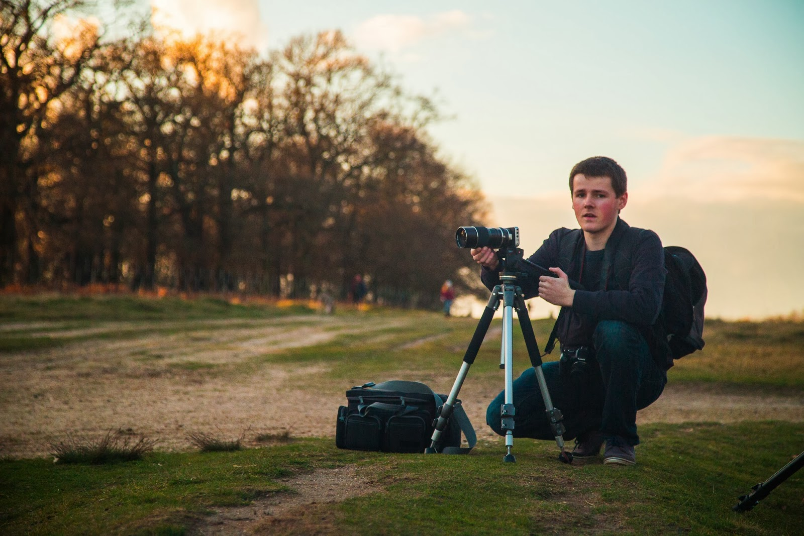 Chinon 200mm F3 5 Test & What Makes a Beautiful Image?! | Vintage