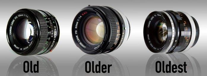 Old-Older-Oldest