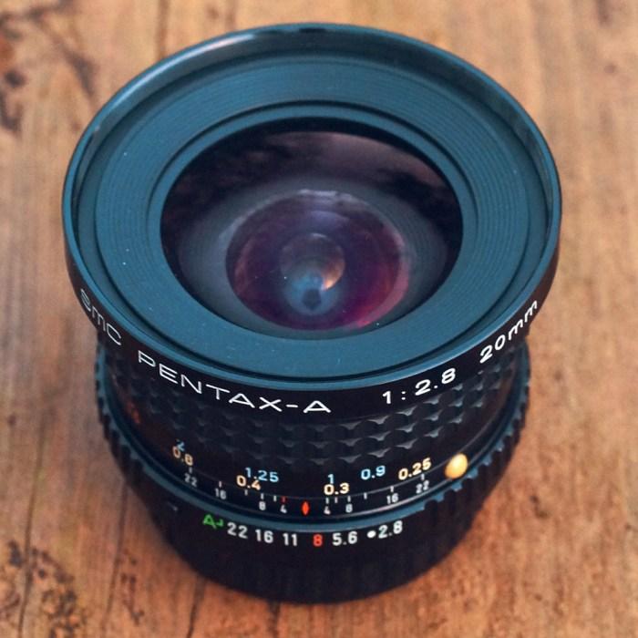 Pentax20mm