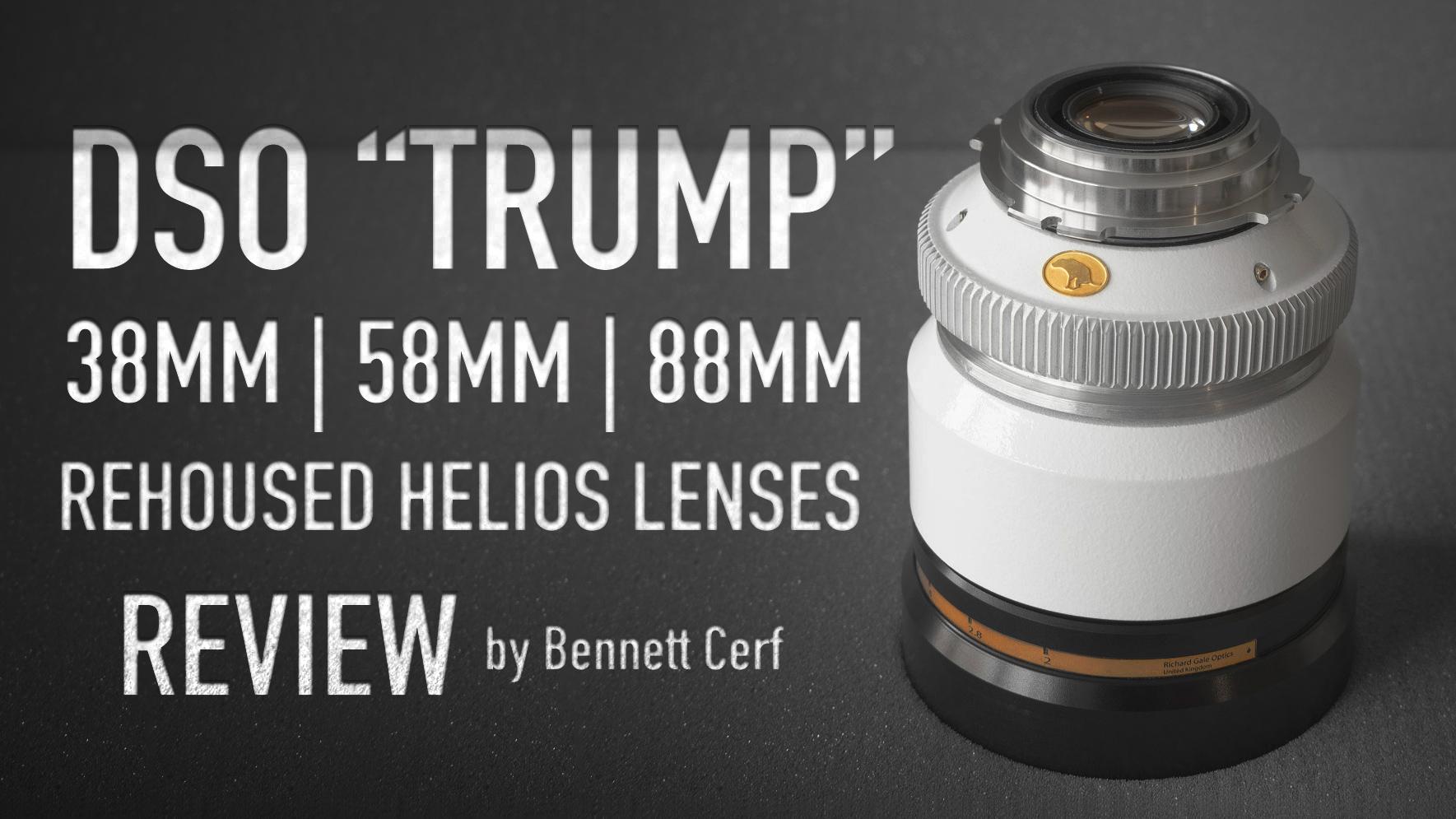 Helios lens radioactive dating