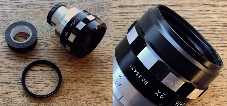 KOWA Vidoscope REVIEW | Affordable 2x Anamorphic Lens | Vintage