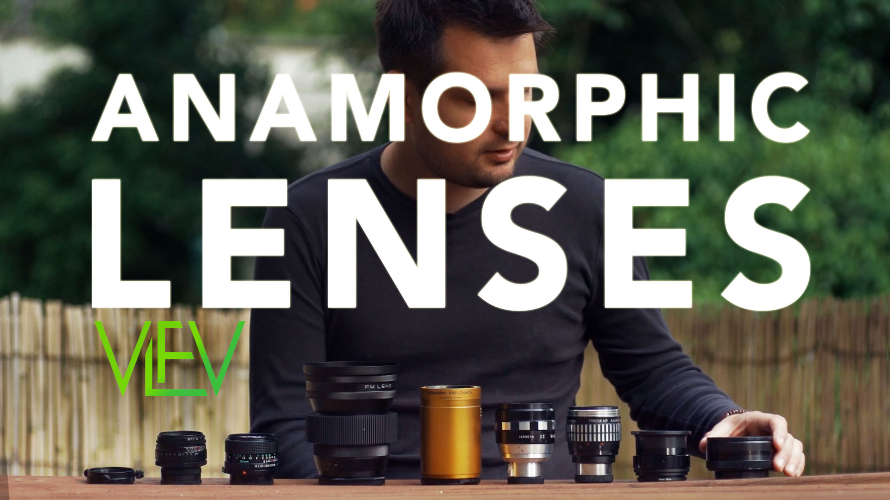 My Anamorphic Lenses | Adapters | Solutions