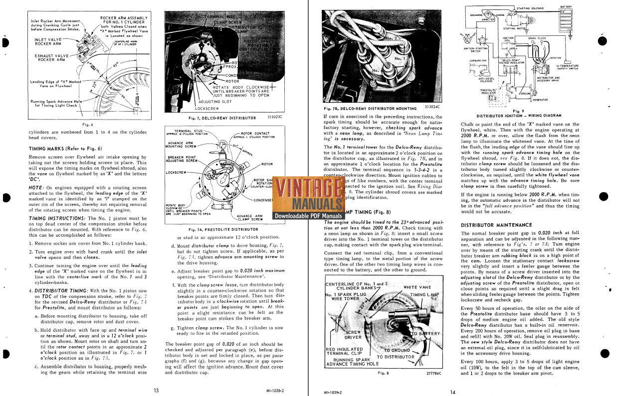 34 Wisconsin Motor Vh4d Firing Order Diagram