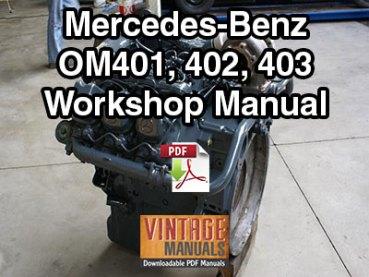 mercedes benz repair manuals online free