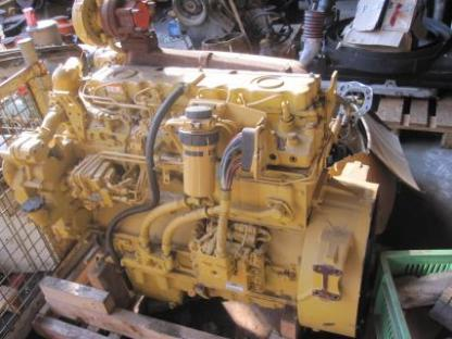 Cat 3056E Industrial Diesel Engine Parts Manual PDF