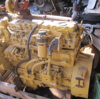 Cat 3056E Industrial Diesel Engine Parts Manual PDF