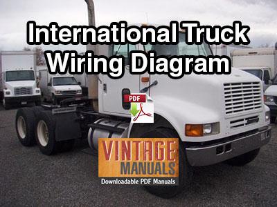 International-Truck-Wiring-Diagram-PDF-Download