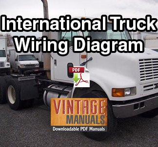 International-Truck-Wiring-Diagram-PDF-Download