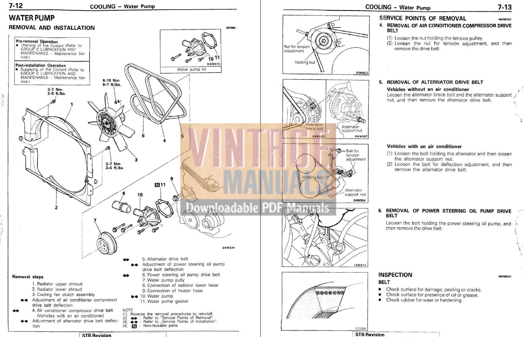mitsubishi montero repair manual free