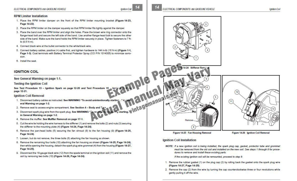 Free Club Car Manual Pdf