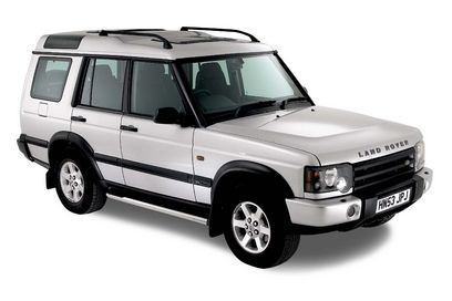 1999-2004 Land Rover Discovery Series II Service Repair Manual PDF