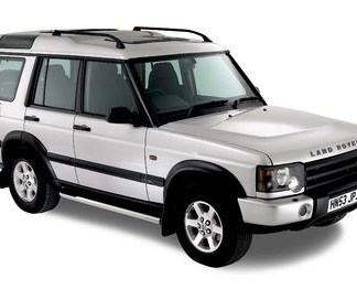1999-2004 Land Rover Discovery Series II Service Repair Manual PDF