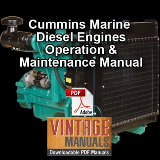 Cummins Marine Engines