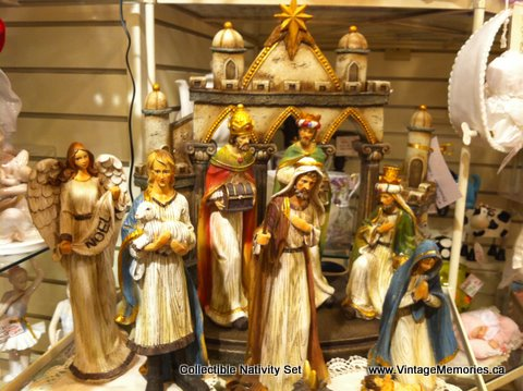 Vintage Amp Memories Recommended Nativity Sets For Christmas