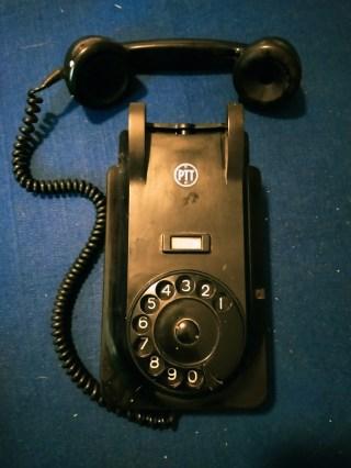 bakeliet telefoon