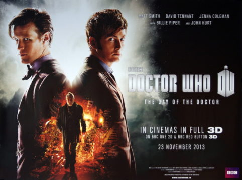 doctor who the day of the doctor
