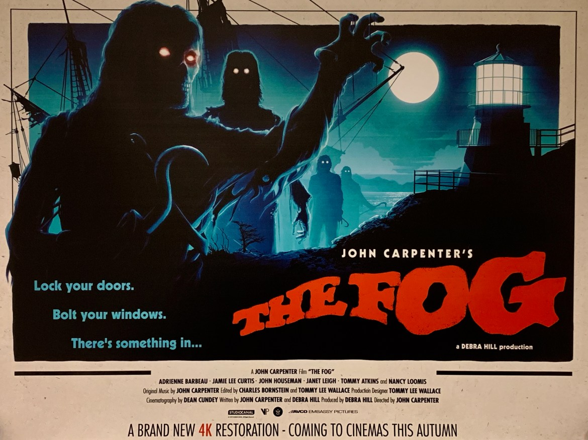 The Fog  - John Carpenter - Jamie Lee Curtis