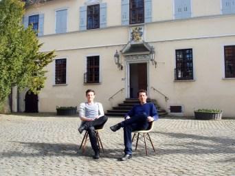 Zu Besuch bei Jörg Astheimer