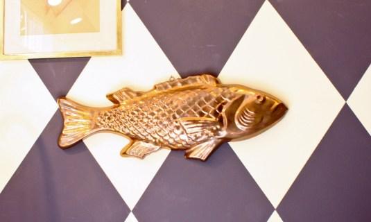 Fisch Dekoration