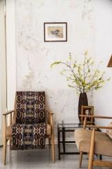 Wohnzimmer Vintage Sitzecke