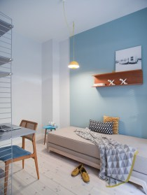 Gästezimmer, Foto: © VINTAGENCY Fotograf: L. Paffrath