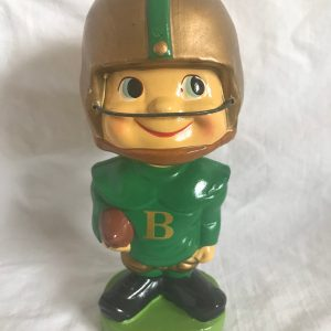 Baylor Bears Baggy Toes Up 1960 Vintage Bobblehead Extremely Rare College Nodder