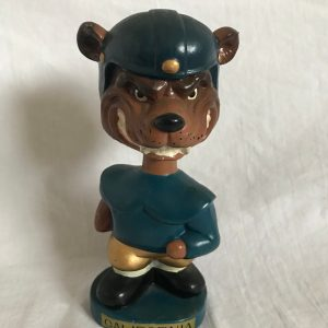 Cal Bears Extremely Scarce College Mascot Nodder 1960 Vintage Bobblehead