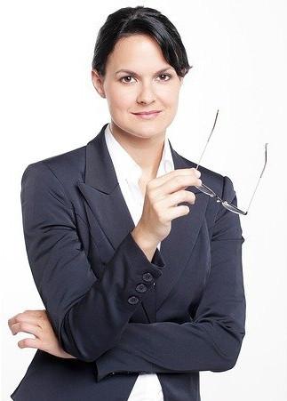 business woman vintage