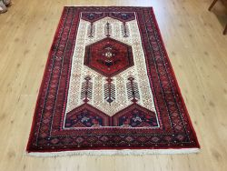 Vintage perzisch tapijt 220x133