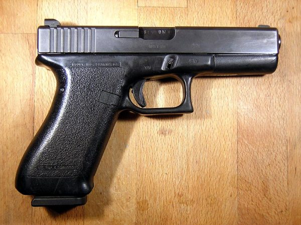 Vintage Pistols - Glock 17 Range Report