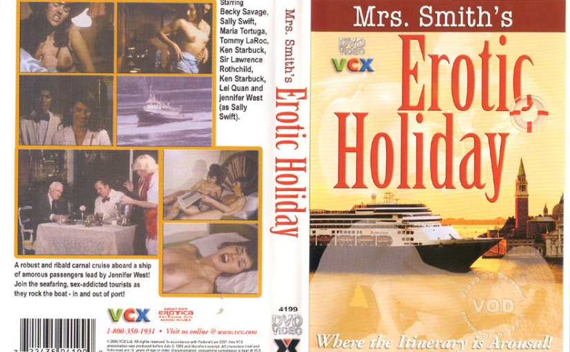 Mrs. Smith's Erotic Holiday (1982) [Vintage Movie] [HQ] [Download]