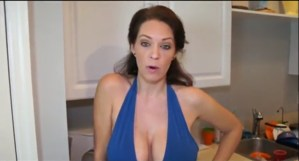 Milf Stepmom Blackmailing for her Porn Videos!