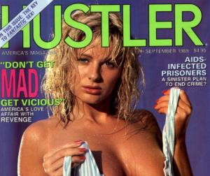 Hustler Vintage Porn Magazine [US Edition] September 1989 [Full Scans]