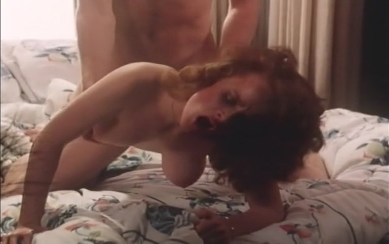 """Lisa De Leeuw from """" 8 to 4 """" 1981 scene 1 [Vintage Pornstar Scene]"""