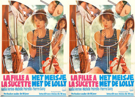 La fille a la sucette (1976) (France) [Vintage Porn Movie] [Download]
