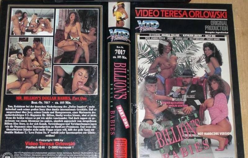 Mr. Billion's Dollar Babies 1 (1988) (USA) [HQ] [Vintage Porn Movie] [Watch and Download]