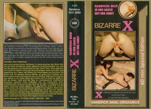 BIZARRE X – Handficke mich in den Arsch mit der Faust (1985) [VTV / MHK Verlag]