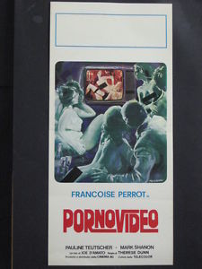 Porno Video (1980) (ITALY) (Rare) [Download]