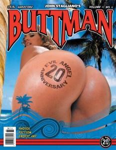 Buttman Vol. 11 n. 6 (11-2008) – Part 1 of 2 Magazine [Download]