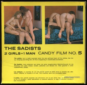 Candy film : The Sadists (1970's Loops) (Rare) [Download]