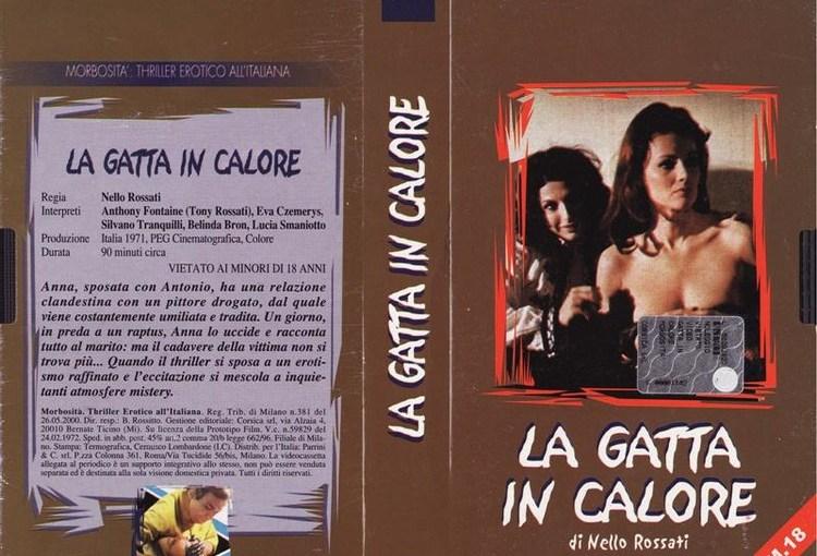 La gatta in calore (1972) (ITALY) (Softcore) [Download]